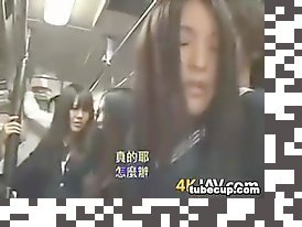 japanese schoolgirl fucked on train